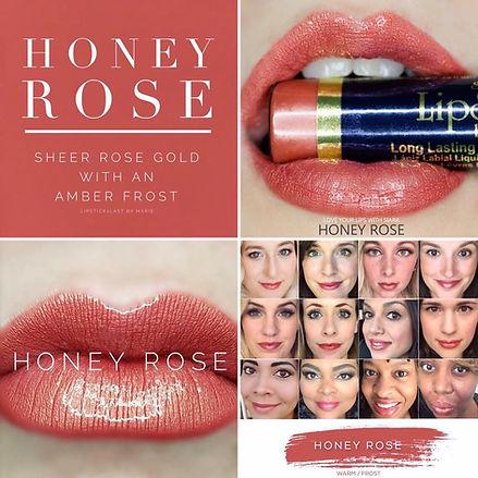 Honey Rose LipSense - Independent Distributor of SheerSense - LipSense - Senegence - SheerSense Opportunity