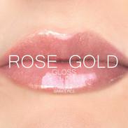 LipSense Rose Gold Gloss