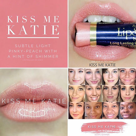 Kiss Me Kate LipSense - Independent Distributor of SheerSense - LipSense - Senegence - SheerSense Opportunity