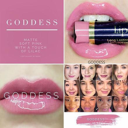 Goddess LipSense - Independent Distributor of SheerSense - LipSense - Senegence - SheerSense Opportunity