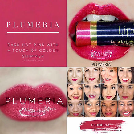 Plumeria LipSense - Independent Distributor of SheerSense - LipSense - Senegence - SheerSense Opportunity