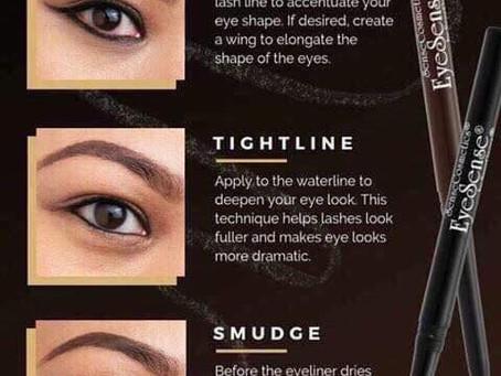 EyeSense Long Lasting Eye Liner Pencil