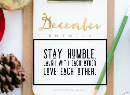 Monday Motivation- Happy Hogmany
