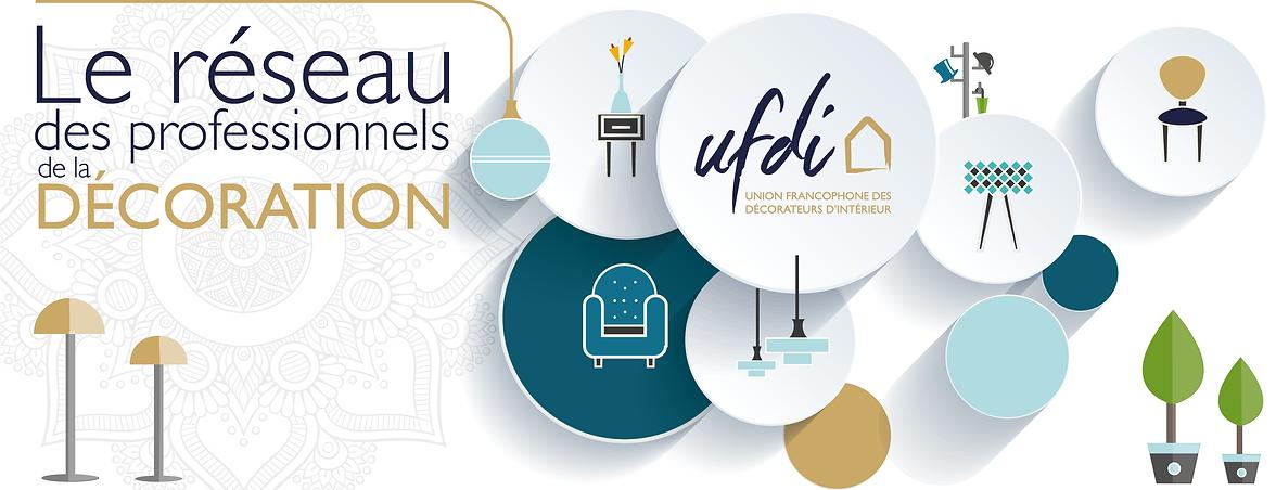 le réseau UFDI des professionnels de la Décoration