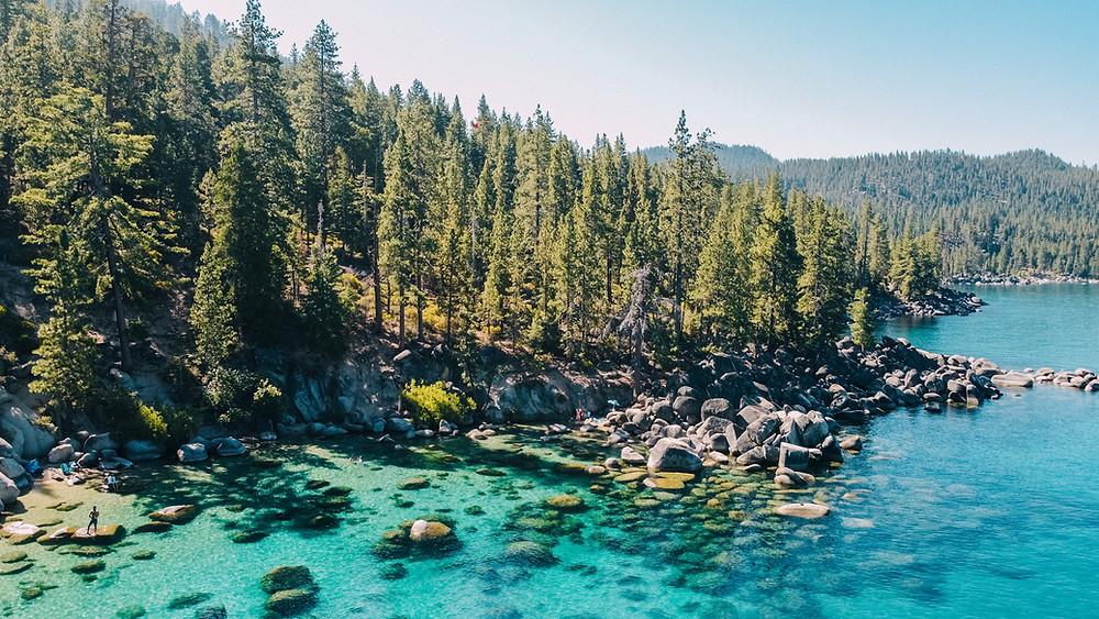 Lake Tahoe Coronavirus - Northern California