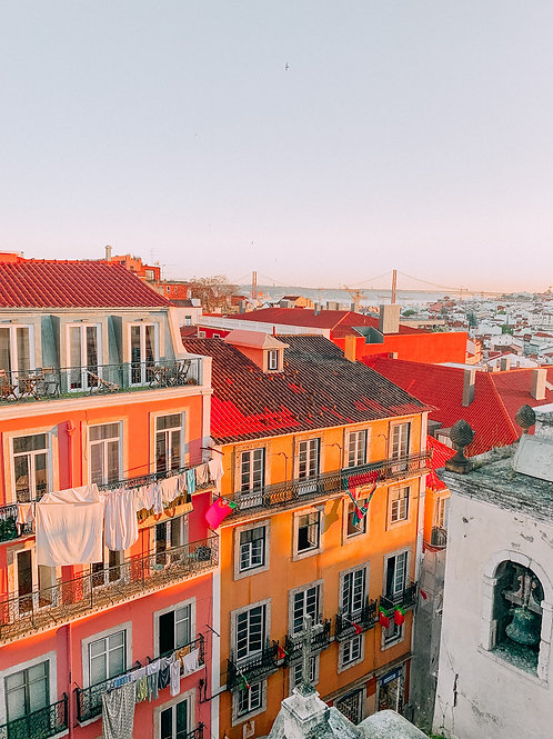 PORTUGAL IN PINK