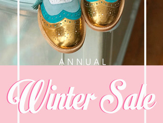 Winter sale is here