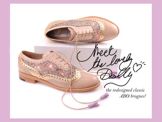 Dolly ABO Brogues