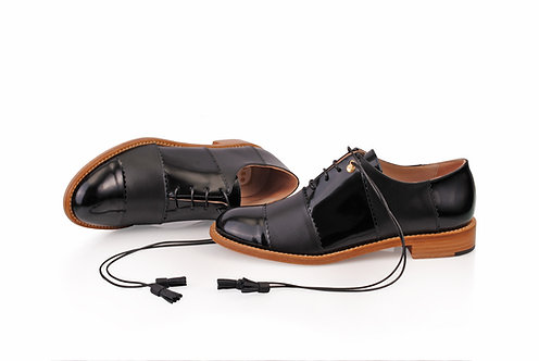 Black Candy ABO Shoes (made to order)