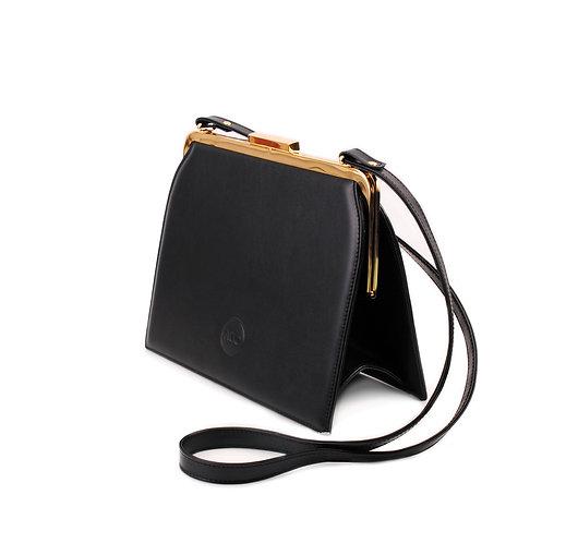 Black ABO Ivy Clutch Bag