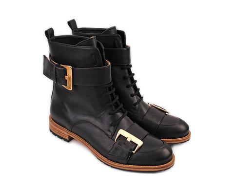 Black Olga ABO Boots