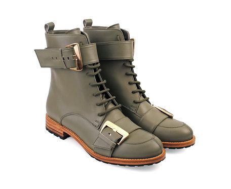 Green Olga ABO Boots
