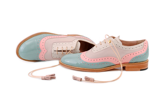 Ice cream Dolly ABO Brogues