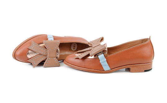 Camel ABO Bowie 2in1 Loafers