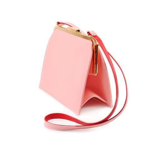 Pink ABO Ivy Clutch Bag