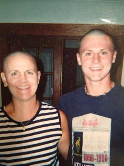 1st Cancer w/ mom