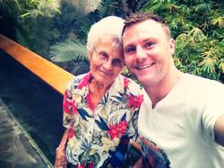 Grandma Zoo Day