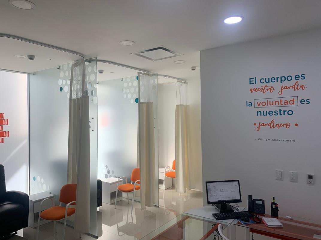 Centro de enfermería Cuidarte