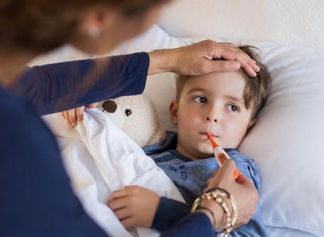 Niños ¿Mayor o Menor riesgo por COVID-19?