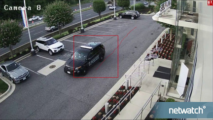 Netwatch In Action - Attempted Auto Theft Maryland