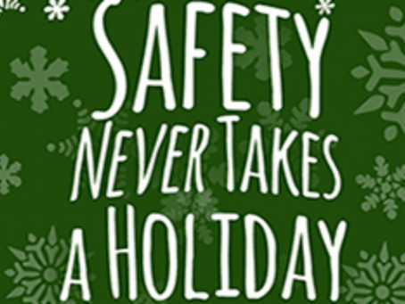 Maintenance with Miles - Holiday Safety