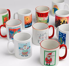 Easy Christmas Mugs