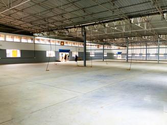 Inside Warehouse