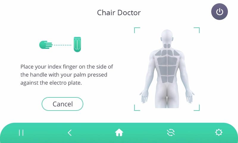 Health Tracker / Chair Doctor