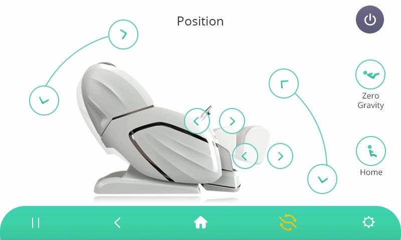 Zero Gravity and Position Adjustment