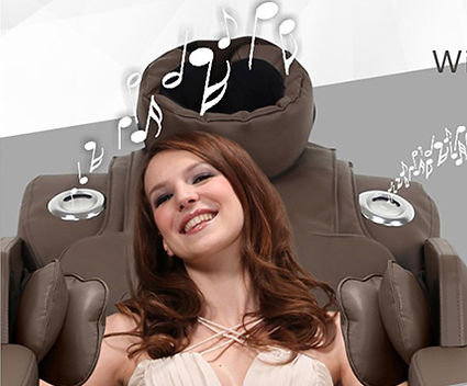 massage chair with music mp3 bluetooth