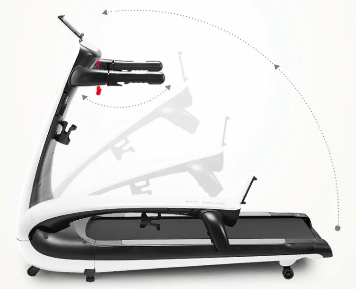 folding treadmill foldable small compact