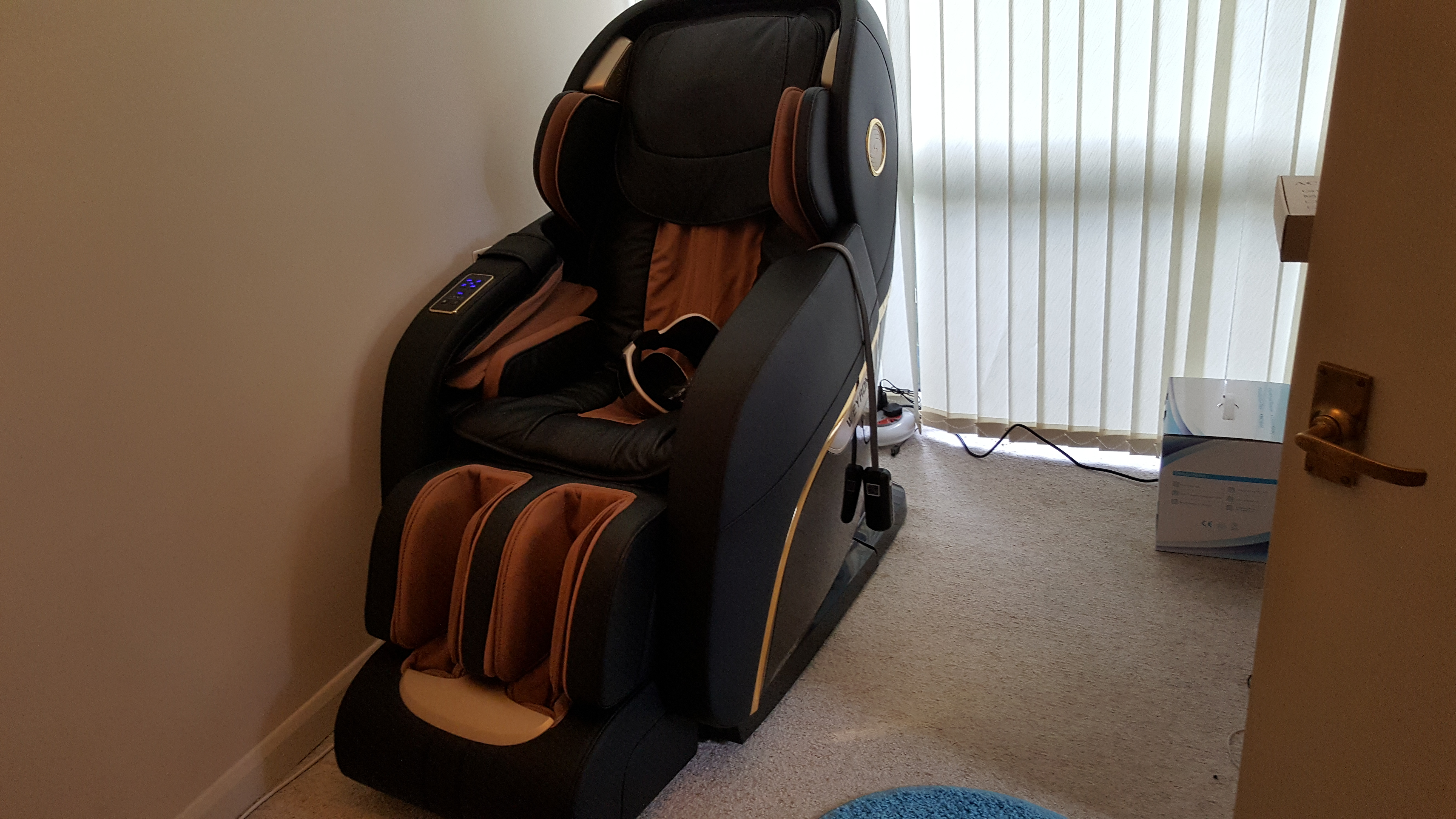 Massage Chair Best Massage Chair Weyron Oyster Massage Chair