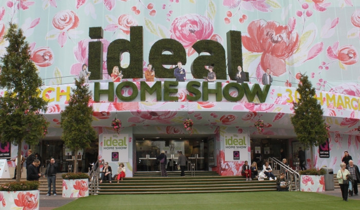 Weyron Massage Chairs at Ideal Home Show Manchester
