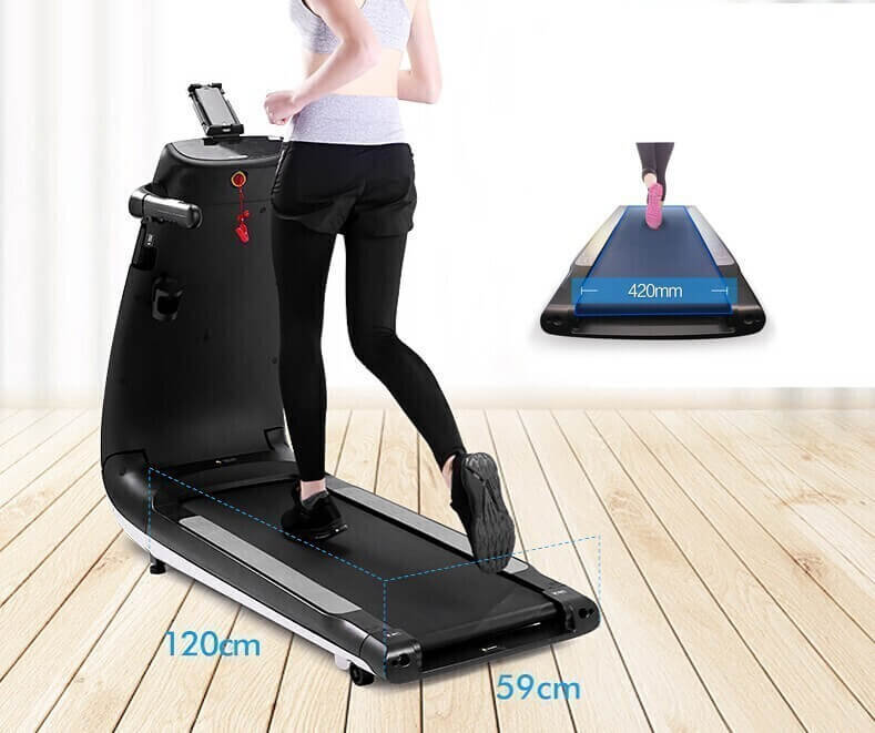 small compact home treadmill
