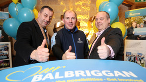 Balbriggan has awoken now the work begins to rejuvenate its heart