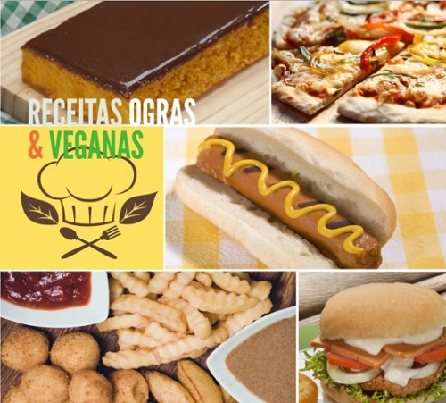 Receitas ogras & veganas
