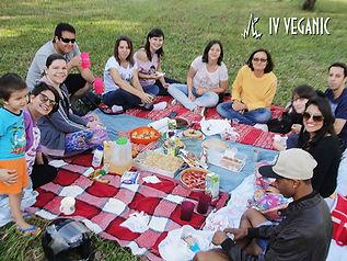 Junho/2014 - Quarta edição do Veganic em Maringá, realizado no Parque Alfredo Werner Nyffeler (Buracão)