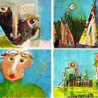 Toute une histoire de voyage susanne tanguay peintre de Montréal