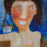 Oeuvre de l'artiste contemporaine Susanne Tanguay, Bo 2009
