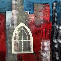 Par la fenêtre 2009 susanne tanguay artiste
