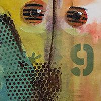 2010, L'attente, oeuvre de l'artiste montréalaise Susanne Tanguay