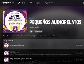 ya...  estamos en Amazon Music Podcast