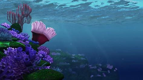 Finding Nemo Recreation