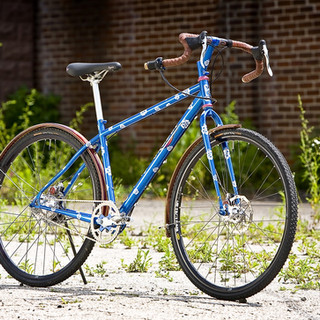 Hibiscus Gravel Bike