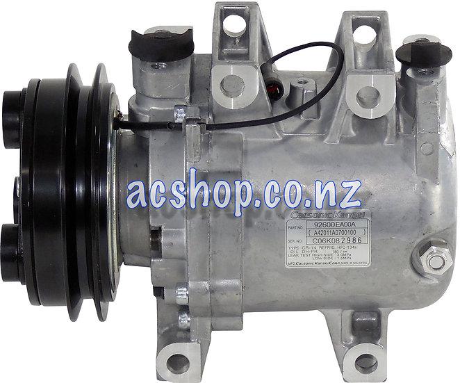 C27002 ISUZU D-MAX CR14 1A 2006- 3.0L