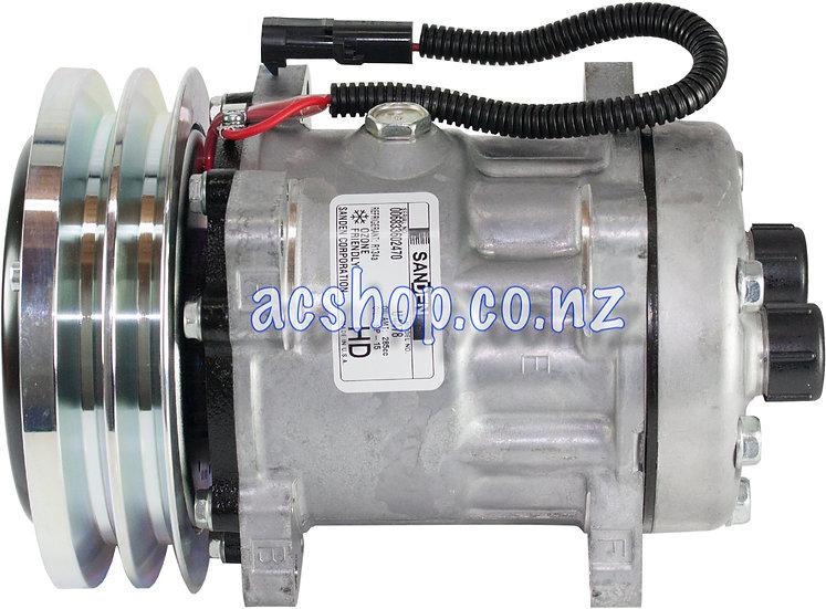 C744609 SANDEN SD7H15 2GA 12V EAR HTO 152MM