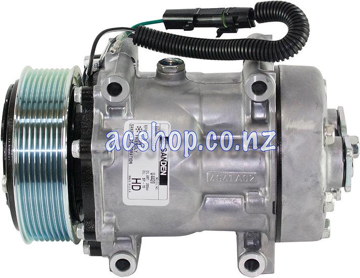 C744420 SANDEN FLX7 8PK 12V D/MT PAD 119MM