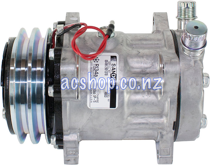 C74001 SANDEN SD7H15 4663 VOR 2GA 12V