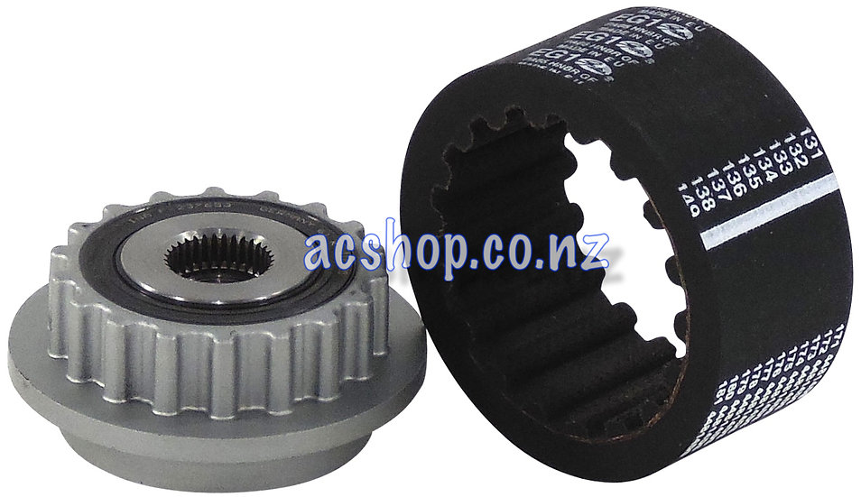 CD2001 ONE WAY CLUTCH AND RUBBER DRIVE DENSO