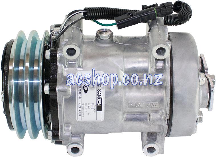 C744419 SANDEN FLX7 2GA 12V D/MT PAD 125MM
